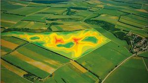 Cerelia, un OAD développé par Geosys pour la télédétection en agriculture