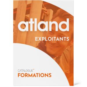 catalogue de formation atland exploitants