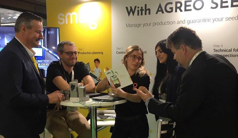 SMAG participe au Congrès annuel de l'ESA 2018