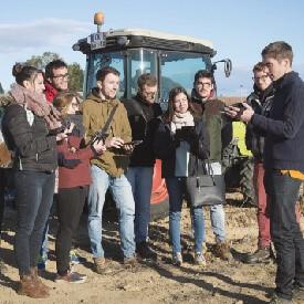 Mas numérique Thomas Crestey viticulture numérique