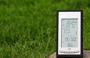 station météo agricole