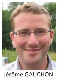 Jerome Gauchon responsable agronomique