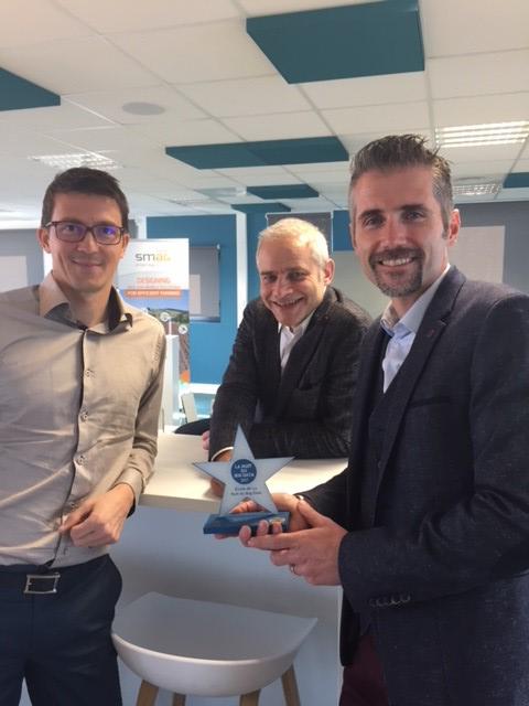 SMAG lauréat des Etoiles du Big Data Occitanie 2017