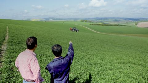 services agro-environnement prestations agronomiques
