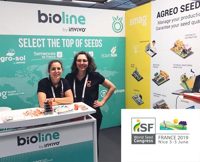 World Seed Congress 2019 – Venez découvrir agreo Seeds !
