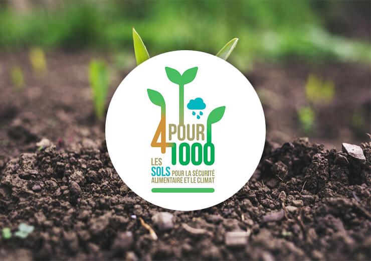 Carbone et agriculture : SMAG se mobilise pour la sécurité alimentaire et le climat et rejoint l'initiative « 4 pour 1000 »