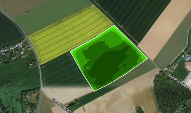 Modulez l'utilisation de fongicides sur les cultures de blé avec Xarvio Field Manager