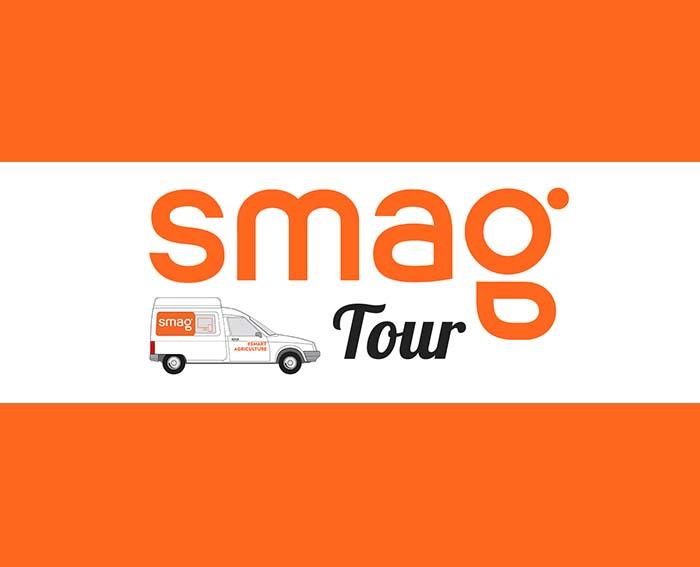 SMAG lance son Smag Tour et sillonnera les campagnes françaises pendant plusieurs mois