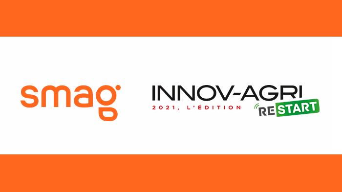 Retrouvez l'équipe SMAG dans le Loiret au salon Innovagri !